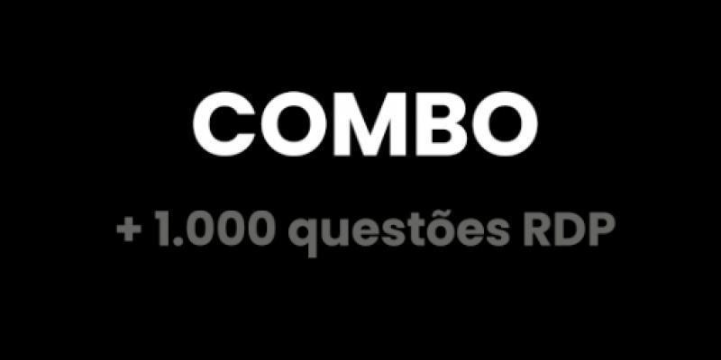 COMBO SIMULADOS RDP