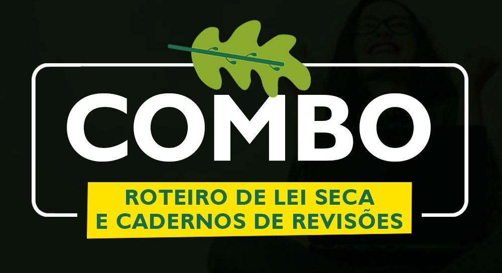 ROTEIRO +CADERNOS + PLATAFORMA DE QUESTÕES